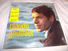CLAUDE GAUTHIER-SELF-TITLED (FRENCH)-GAMMA GS 110 NEW SEALED VINYL RECORD LP
