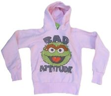 "Orig.PINK APPLE""Bad Attitude"" Rosa PULLOVER HOODIE XS/S"