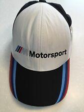 BMW M MOTORSPORT,ADJUSTABLE BASEBALL CAP