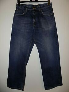 """Vintage Dickies Jeans Retro Straight Leg Mid Blue Workwear 31"""" Waist, 28.5 """" Leg"""