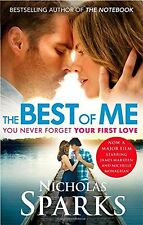 The Best Of Me: Film Tie In, Sparks, Nicholas, Very Good condition, Book