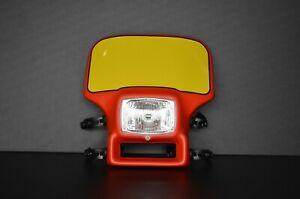 Plaque phare Honda XR / Honda XR headlight