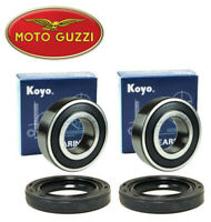 Moto Guzzi Stelvio 1200 2008-2013 ABS Front Wheel Bearing and Seals Kit