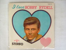 BOBBY RYDELL I LOVE / PS 7INCH EP