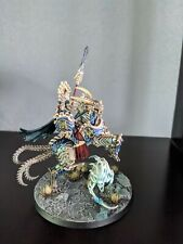 Warhammer Age of Sigmar - Ossiarch Bonereapers - Arch Kavalos Zandtos - Painted