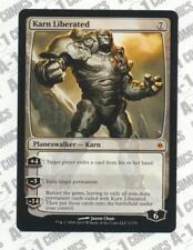 Karn Liberated ~ New Phrexia ~ Single ~ MTG Magic the Gathering ~ LP+