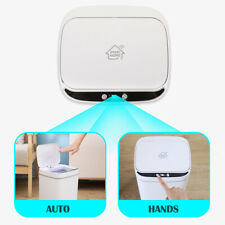 Smart Automatic Trash Can Opener Motion Sensor Lid Touchless Auto Open Kitchen