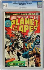 Adventures on the Planet of the Apes #1 (1975 Marvel) CGC 9.6 NM+ WHITE pages