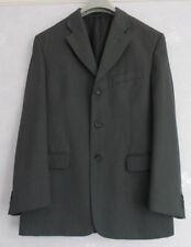"""New Men's MEXX Dk Grey mix wool blend Jacket 38"""""""