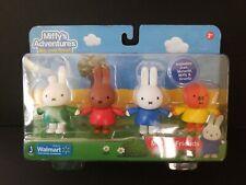 Miffy's Adventures Big & Small Miffy and Friends Figures Dan Melanie Grunty NEW