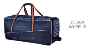New Balance DC 580 Wheelie Cricket Kit Bag 2020-21