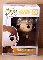 FUNKO POP STAR WARS Han Solo #238