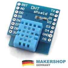 D1 Mini DHT11 Temperatur Luftfeuchtigkeit Shield DHT WeMos Karte Erweiterung