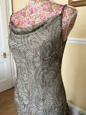 Rare monsoon gatsby flapper dress sequin size 10 gc Posting Daily