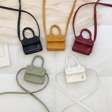 Women's Keys Purses PU Leather Crossbody Bags Coin Candy Purse Mini Bags Trendy