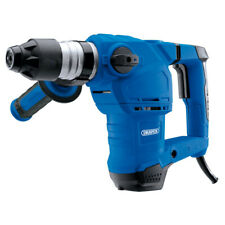 DRAPER 1500W ELECTRIC SDS + ROTARY IMPACT HAMMER DRILL KIT 240V 56404