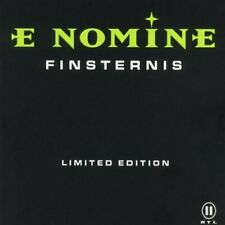 E Nomine Finsternis (2002, ltd. edition)  [2 CD]