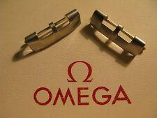 Vínculos de extremo Omega Acero Inoxidable 515 X 2-en excelente condición no utilizado