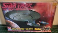 Star Trek TNG USS ENTERPRISE NCC-1701-D Amt Ertl Model Kit 1/1400 scale