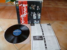 "ROLLING STONES ""GOT LIVE IF YOU WANT IT!"" audiophile Japon LP + OBI-Comme neuf-lax1008!!!"