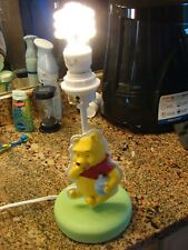 Winnie The Pooh And His Honey Pot Childs Lamp For Bedroom Adorable