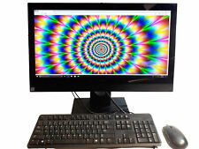 Dell OptiPlex 7450 All in One PC i7-7700, 256GB NVMe SSD. 8GB Ram, HD Touch Disp