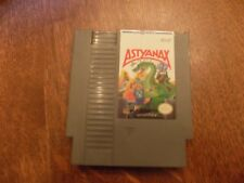 Astyanax Nes Nintendo Vintage Video Game Cartridge Tested and Works Jaleco