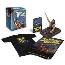 Evil Dead TANZ DER TEUFEL Ultimate Edition BÜSTE / FIGUR + T-SHIRT BLU-RAY Box
