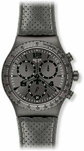 Swatch Irony Quartz Movement Grey Dial Men's Watch YVM400