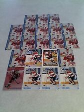 *****Curtis Bowen*****  Lot of 42 cards.....7 DIFFERENT / Hockey