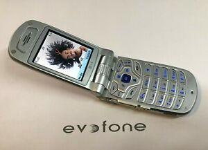 LG U8120 Flip Phone - Swivel Camera - Unlocked - Retro Flipper - Good Original