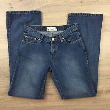 Jag Tribeca Boot Cut Mid Rise Size 8 Women's Jeans 100% Cotton (CI11)