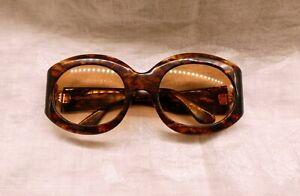FRANCOIS PINTON PARIS Sunglasses JACKIE 3 H0008Tortoise Shell Brown Vintage