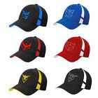 Pokemon Go Baseball Hat Team Mystic InstInct Valor Blue Yellow Red Fashion Cap