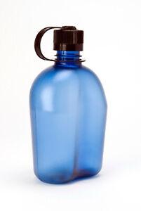 Nalgene Feldflasche Oasis 1 L blau