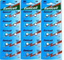 EUNICELL Set of 30 Battery AG4 LR626 LR626SW 377A SR 626 SR377 G4 1, 5V