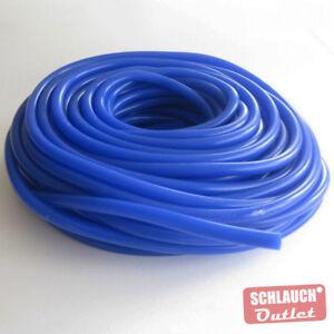 8mm Silikon Vacuumschlauch Silikon Schlauch Wasserschlauch Blau Steuer Leitung