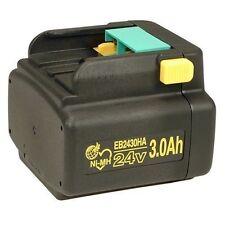 Hitachi EB2430HA 24 Volt NiMh 3.0 Ah Hydride Battery 319807 (HIT0058)