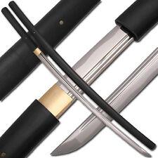 Bushido Musashi - Black Shirasaya Sword Full Tang (SS657-405BK)