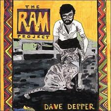 DEPPER , DAVE - THE RAM PROJECT NEW VINYL RECORD