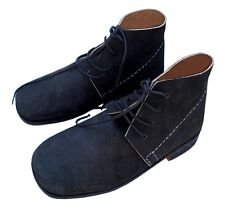 BROGANS, Black Leather Shoes Size UK 13 US 14 Civil War