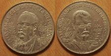 Médaille France / Russie, Félix Faure / Nicolas II, Paris, Cherbourg 1896 !!