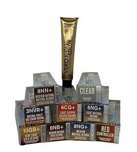 Joico Vero K-Pak Age Defy Permanent Cream Hair Color, 2.5 fl oz (Choose yours)