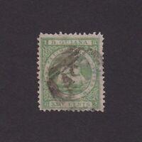 BRITISH GUIANA 1863, SG# 77, CV £21, Perf. 12, medium paper, Used