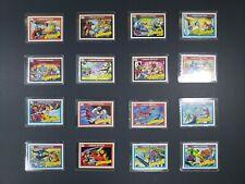MARVEL Comics Famous Battles 16 Trading Cards Mixed Lot IMPEL 1990 Series 1
