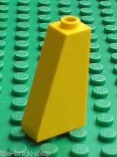 LEGO yellow slope brick 4460 / set 8431 8438 8460 1489 8828 8169 4514 6753 ...