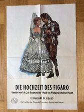 Hochzeit des Figaro (A2-Kinoplakat '59) - Jean Meyer