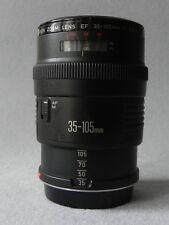Canon zoom lens EF 35-105mm 3.5-4.5 per Canon EOS