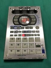 Roland SP-404 Silver Linear Wave Sampler Tested Used