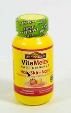 Nature Made VitaMelts Fast Dissolve Tablets, , Hair, Skin, Nails  Sept 2020